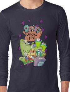 Rocko's Modern Family Long Sleeve T-Shirt