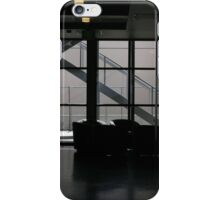 The Corporate World is Black and White iPhone Case/Skin