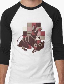loose the hounds Men's Baseball ¾ T-Shirt