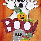 Halloween card  by Ann12art