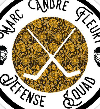 Fleury Protection Squad Sticker
