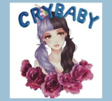Melanie Martinez Crybaby Patch Kids Tee