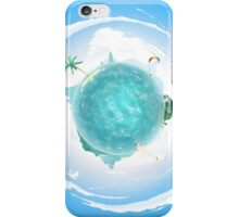 Tiny Ocean Planet iPhone Case/Skin