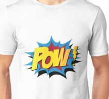 Comic POW! Unisex T-Shirt