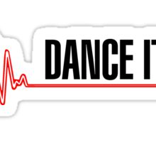 Grey's Anatomy - Dance it Out!  Sticker