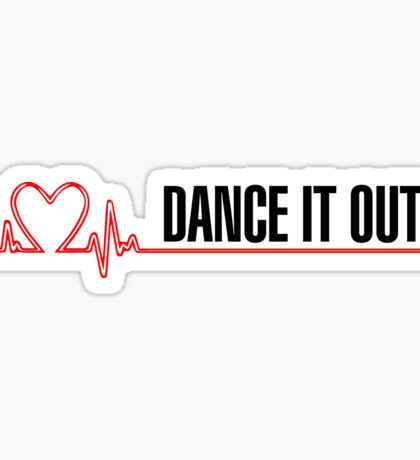 Grey's Anatomy - Dance it Out!  Sticker