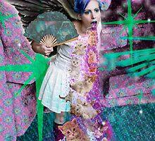 Kitty Glitter by Mirabelle Jones