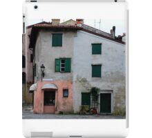 Buildings in Grado iPad Case/Skin