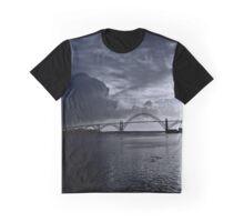 NEWPORT BAY BRIDGE Graphic T-Shirt