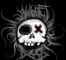 Half Dead t-shirt by os-frontis