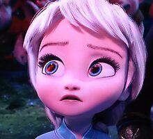 Queen Elsa by Parallelism