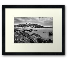 Wembury Bay, Devon, UK Framed Print