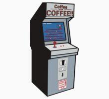Coffee or COFFEE!! (Insert coffee to play) Baby Tee