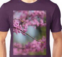 Redbud Blossoms Unisex T-Shirt