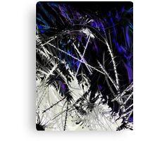 Dimensional Schism Canvas Print