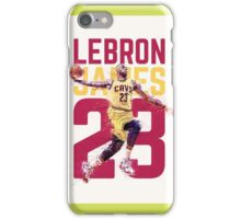Epic Basketball Players 007 iPhone Case/Skin