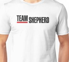 Grey's Anatomy - Team Shepherd Unisex T-Shirt