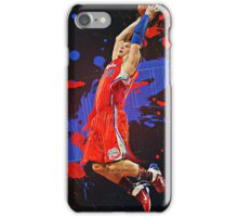 Epic Basketball Players 011 iPhone Case/Skin