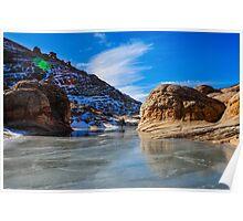 Vermillion Cliffs National Monument Poster