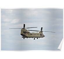 Townsville Air Show,Australia 2016- Chinook A15-305 Poster