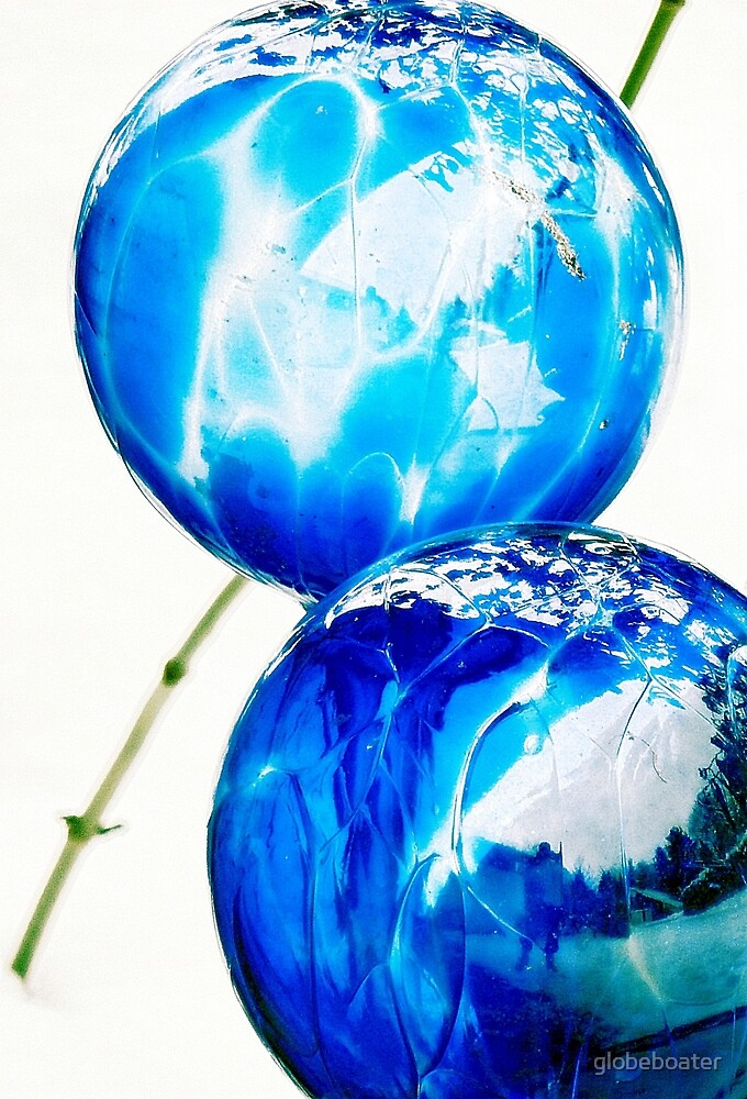 Blue by globeboater