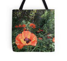 Scarlet Purse of Dreams Tote Bag