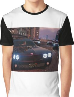 Grand Theft Auto 5 Graphic T-Shirt