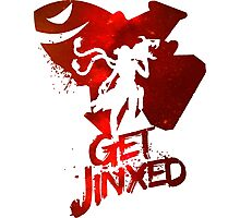 Get Jinxed Photographic Print