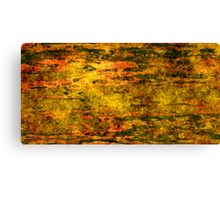 abstract wood Canvas Print