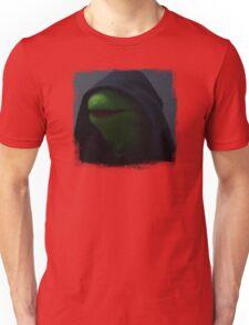 Kermit meme Unisex T-Shirt