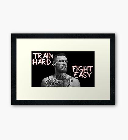 Fight! Framed Print