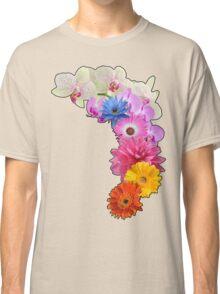 Flowery Love Classic T-Shirt