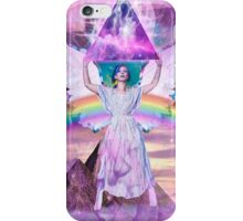 Lisa Frank <3s Jesus  iPhone Case/Skin