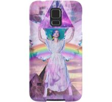 Lisa Frank <3s Jesus  Samsung Galaxy Case/Skin