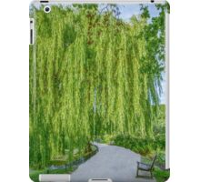 Under the Weeping Willow iPad Case/Skin