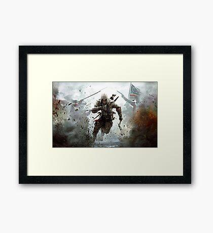 Assasins Creed Framed Print