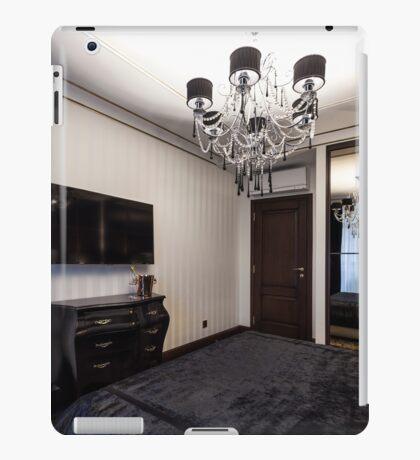 TV in the bedroom iPad Case/Skin