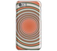 Spiral Abstract iPhone Case/Skin