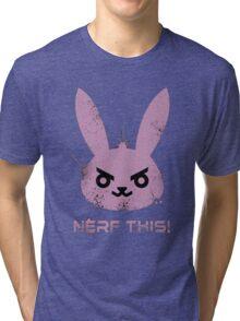 OVERWATCH D VA Tri-blend T-Shirt