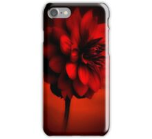 The Beauty of red iPhone Case/Skin
