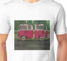 VW Bus Painting Unisex T-Shirt