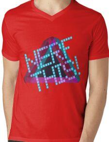 OVERWATCH D VA Mens V-Neck T-Shirt