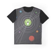 Interstellar Space Flight  Graphic T-Shirt