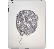 Henna Circle iPad Case/Skin
