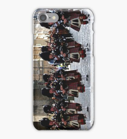 Pipes and Drums iPhone Case/Skin
