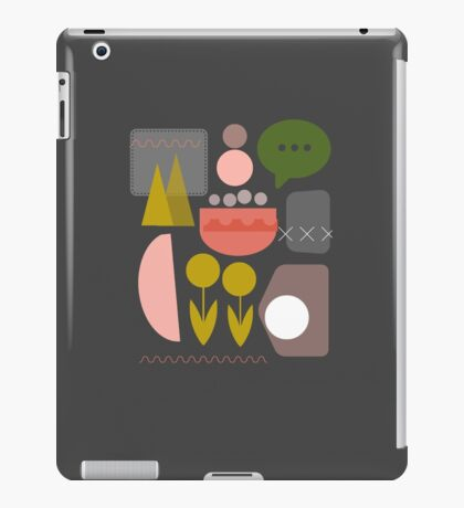 Night Garden iPad Case/Skin