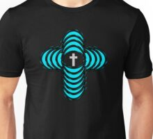 Abstract Holy Cross  Unisex T-Shirt