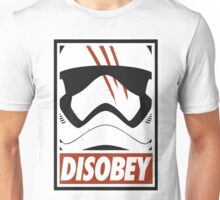 Obey Disobey Unisex T-Shirt