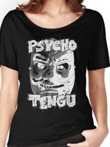 Psycho Tengu - White Women's Relaxed Fit T-Shirt