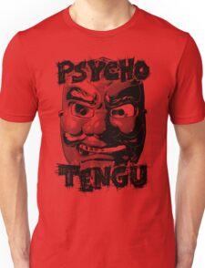 Psycho Tengu - Black Unisex T-Shirt